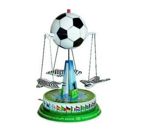 Tiovivo Fútbol Mundial Wilesco