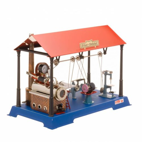 D141 Fabrica de vapor Wilesco
