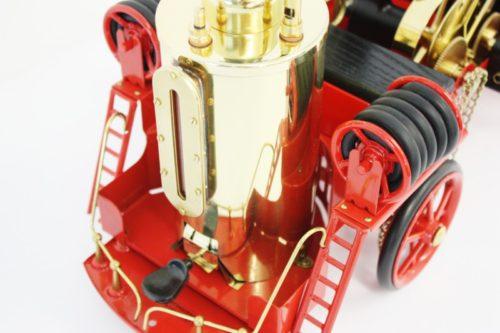 D305 Coche de bomberos a vapor
