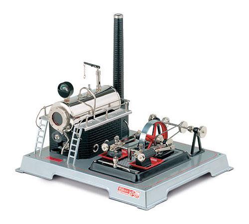 D22 Máquina de Vapor de dos cilindros Wilesco