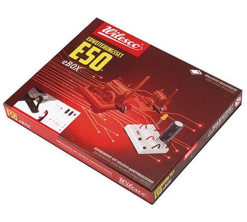 E50 Kit de apliación Wilesco