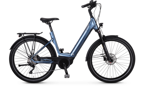 Kreidler Vitality Eco 10 Deore XT